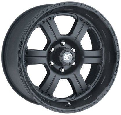 Pro Comp Alloys Series 89 Wheel with painted (16 x 8. inches /6 x 139 mm, 0 mm Offset by Pro Comp Alloys (Image #2)