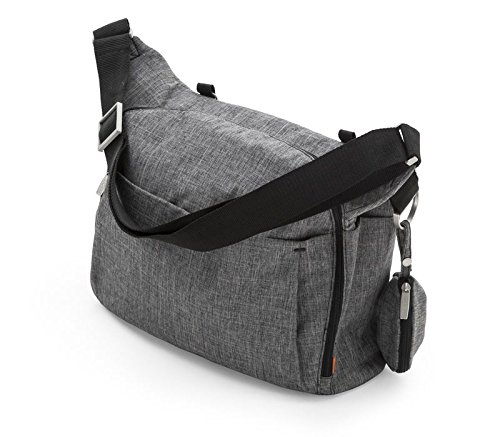 Stokke Changing Bag - Black Melange by Stokke