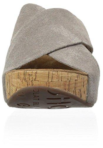 Mackenzie Blu Chocolat Sandalo Sughero Taupe Donne Delle rfxgXfTqw