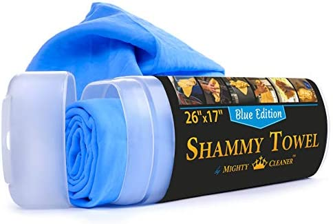 Mighty Cleaner Shammy Towel Car product image