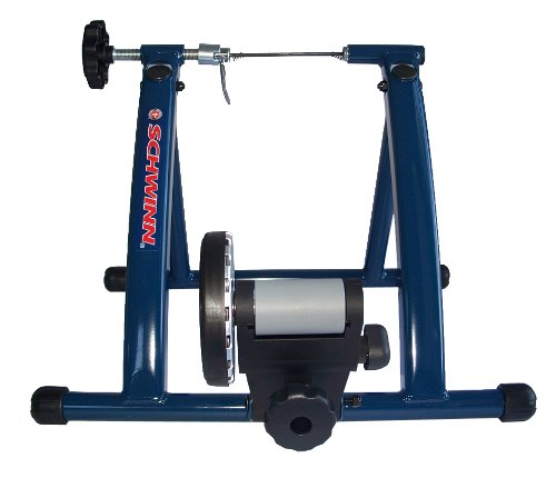 Schwinn Mag Trainer Bike Black