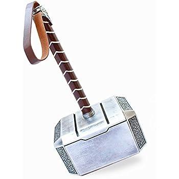 amazon com gmasking 2017 aluminum mjolnir thor hammer