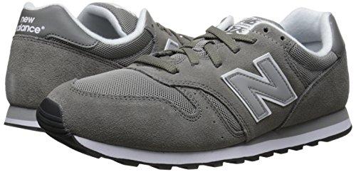 888546353060 - New Balance Men's ML373 Casual Classic Running Shoe, Grey/Silver, 7.5 D US carousel main 5