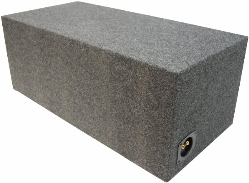 Buy 2 12 inch subwoofer box ported
