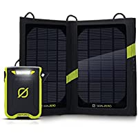 Goal Zero Venture 30 Solar Recharging Kit with Nomad 7 Solar Panel
