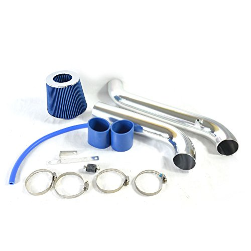 1997 Honda Accord 4 Cylinder - Intake Pipe Performance Cold Air Intake Induction Kit With Filter For 1994-2002 Honda Accord DX/LX/EX/SE 4-Cylinder Engine Models Only 2.2L/2.3L (blue)