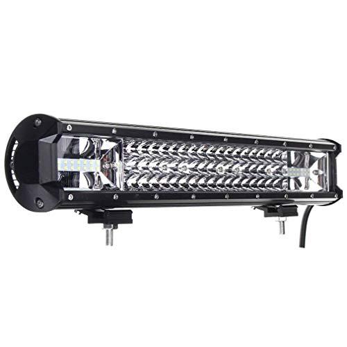 LED Light Bar 20 Inch 540W Spot Flood Combo LED Light Bar Off-Road Pods Lights LED Driving Lamp Work Light Bulb Fog Lights for Jeeps SUVs ATVs AWDs UTVs Trucks