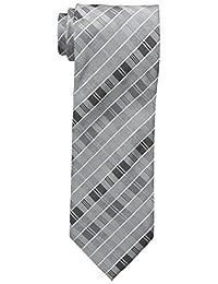 Geoffrey Beene mens big-tall Stripe Wonders Extra Long Tie