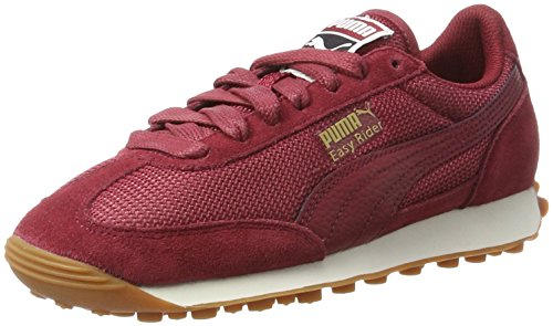 Basses Rider Femme Puma Easy tibetan tibetan Red Rouge Sneakers Red HtpxZq
