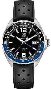 TAG Heuer Formula 1 Steel Case on Rubber Strap Men's Watch WAZ211A.FT8023