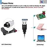 Classic N64 Controller, SAFFUN N64 Wired USB PC