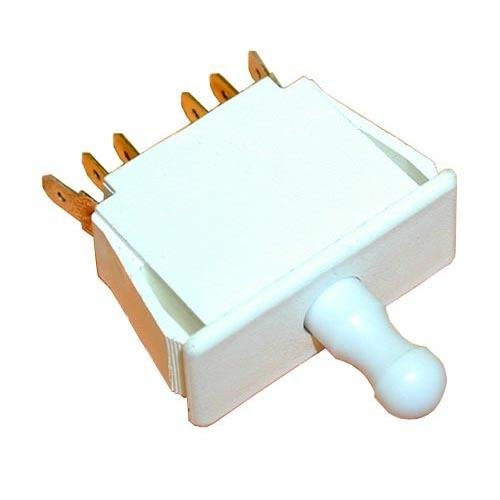 Middleby Marshall 63909 Door Interlock Switch 1/2 X 1-1/2 2 Pole For Middleby Marsha Oven Ps200 421384