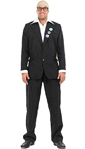 Fun Shack Adult Comedy TV Host Harry Hill Costume - LARGE by Fun Shack (Tv Host Costume)