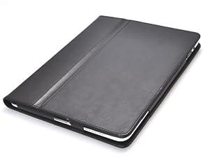 デバイスジャパン Apple iPad専用レザーケース スタンド型