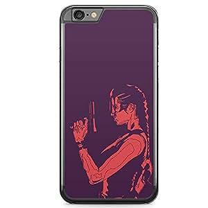 Loud Universe Angelina Jolie Tomb Raider iPhone 6 Plus Case Lara Croft iPhone 6 Plus Cover with Transparent Edges