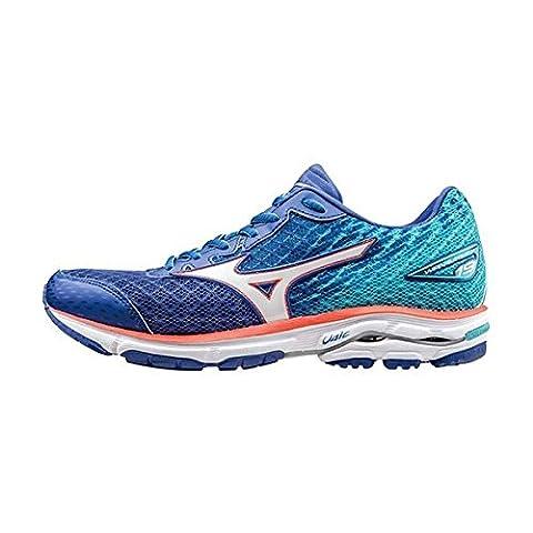 Mizuno Wave Rider 19 Women's Running Shoes - AW16 - 7.5 - Blue