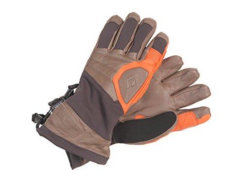 Black Diamond Patrol Gloves Flame Orange XS