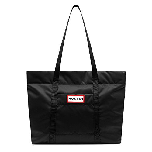 Hunter Original Nero Nylon Tote