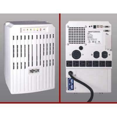 Tripp Lite SMART2200VSXL SmartPro VS 2200VA XL Line-Int Ups 10-Outlets 2-USB 2DB9 Slot 5-20P