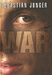 WAR by Sebastian Junger (2010-05-11)