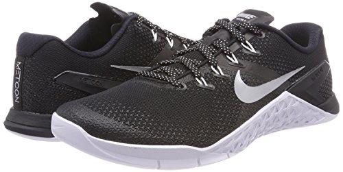 4 Donna Glow black Outdoor Scape white Per Metcon Nike Sport 001 Multicolore metallic volt Silver CnZ5qwR