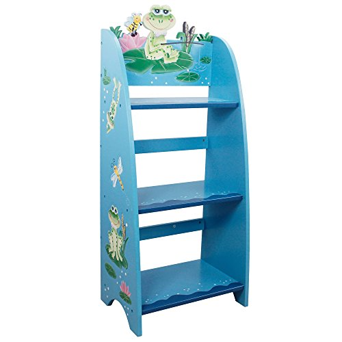 Fantasy Fields - Froggy Thematic Kids Wo - Frog Bookcase Shopping Results