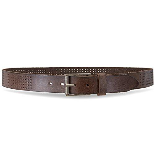 Leather Lightweight Belt - 3