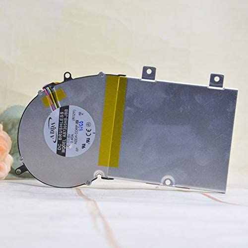 for ADDA AB7205HB-JBB 5V 0.40A 7212 727212mm Notebook Graphics Card Metal Turbine Cooling Fan