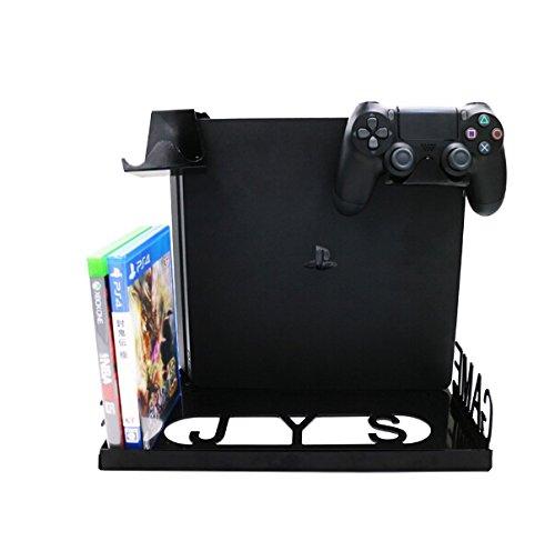 3 opinioni per KuGi PS4 console Slim montaggio a parete, PS4 / Xbox One S consola Standdisplay
