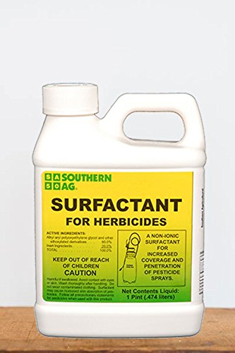 Spreader Sticker - Southern Ag Surfactant for Herbicides Non-Ionic, 16oz, 1 Pint
