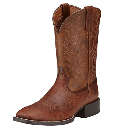 Ariat Men's Sport Western Wide Square Toe Western Cowboy Boot