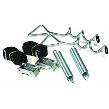 Camco 42593 Awning Anchor Kit with Pull Tension Strap
