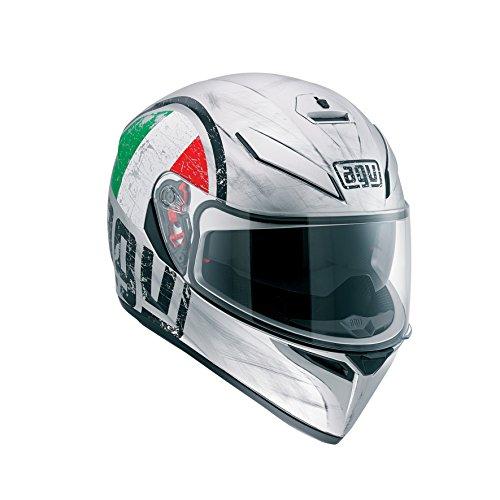 - Agv K-3 SV Scudetto Helmet-Multicolor-S
