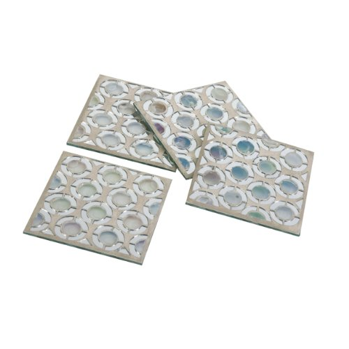 IMAX 96118 Noria Mosaic Coasters