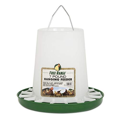 Harris Farms 4226 7-Pound Plastic Hanging Poultry Feeder for sale  Delivered anywhere in Canada