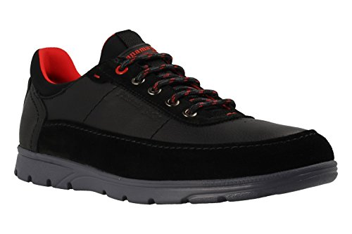 PANAMA JACK Shoe Black Grass Napa C5 Davor Schwarz