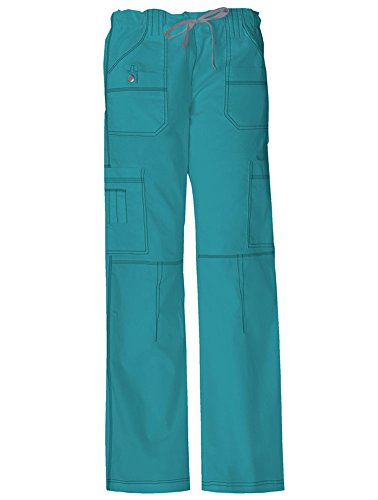 - Dickies 'Youtility Cargo Pant' Scrub Bottoms Dickies Teal 2X-Large