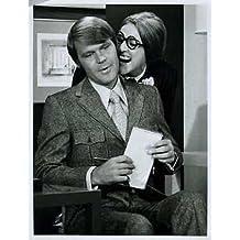 "Glen Campbell Ruth Buzzi Original 7x9"" Photo #J8136"