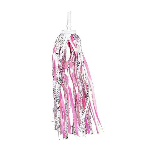 Sunlite Laser Streamers, Pink/Laser, Model# 93923