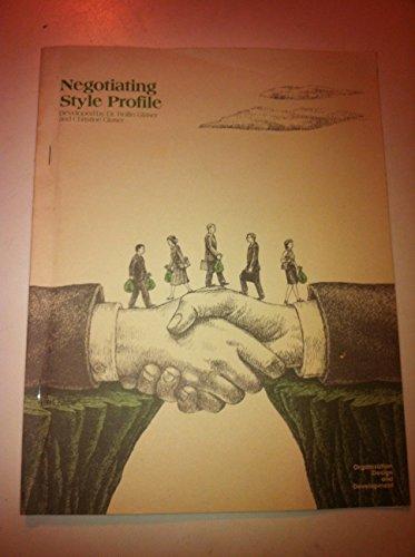 negotiation style profile - 5