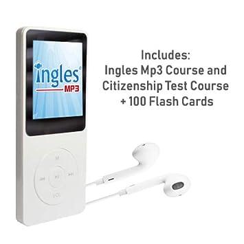 Amazon.com: Curso de MP3 en inglés con Curso Americano ...