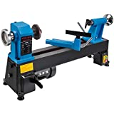 Mophorn Wood Lathe 10 x 18 Inch,Bench Top Heavy