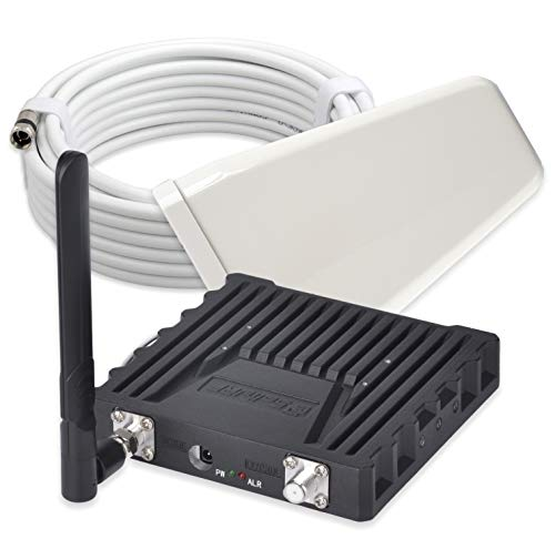 SolidRF TS2 Tri-Band at&T, T-Mobile 4G/LTE Cell Phone Booster for All Carriers 2G/3G and at&T, T-Mobile 4G LTE, 700(Band12)/850/1900 MHz