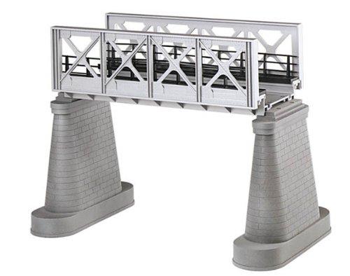 MTH 40-1102 O Scale Girder Bridge in Silver