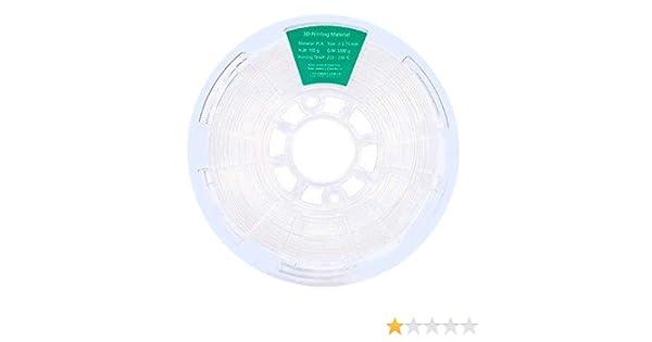 Filamento ABS 1.75 1kg para impresion 3D (Blanco): Amazon.es ...