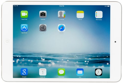 Apple iPad mini with Retina Display MF091LL/A (64GB, Wi-Fi + Sprint, White with Silver) OLD VERSION