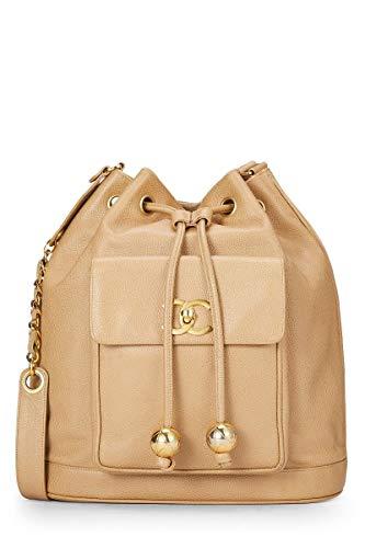 Chanel Beige Handbag - 6