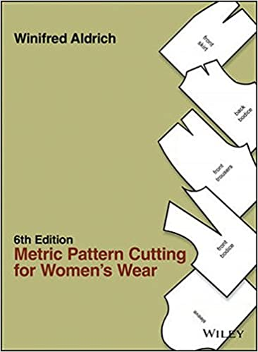 Metric pattern cutting for womens wear winifred aldrich metric pattern cutting for womens wear winifred aldrich 9781444335057 amazon books fandeluxe Image collections
