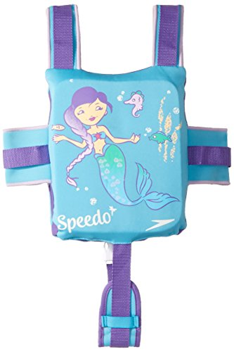 (Speedo Kids Begin to Swim Float Coach, Berry Grape, One Size)