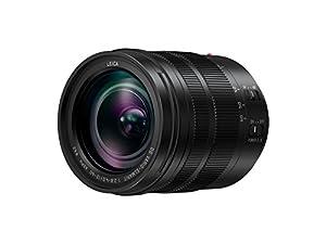 Panasonic LUMIX G LEICA DG VARIO-ELMARIT Professional Lens, Mirrorless Micro Four Third Mount, POWER Optical I.S., 12-60mm, Black (H-ES12060)